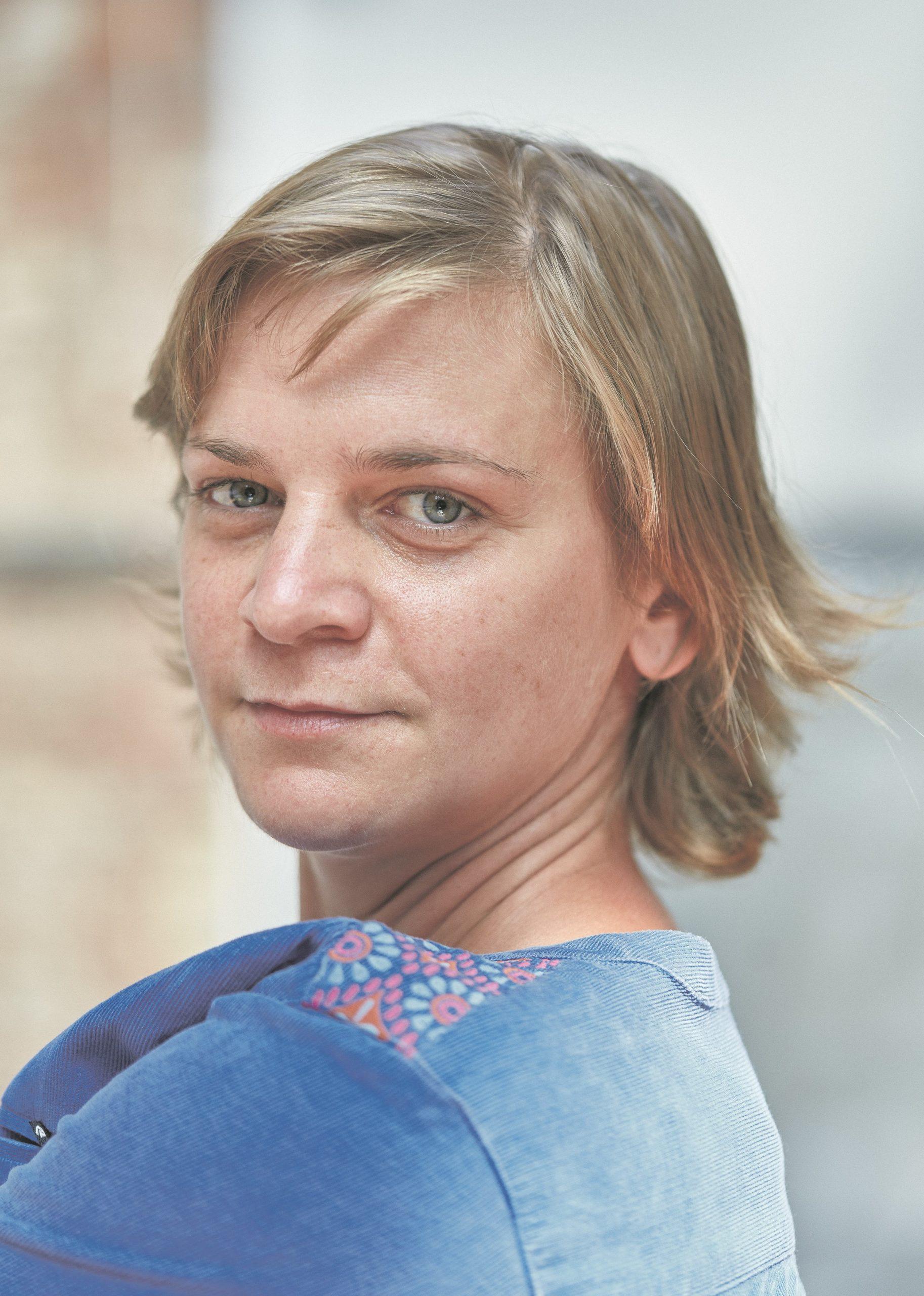 Lucia Kašiarová